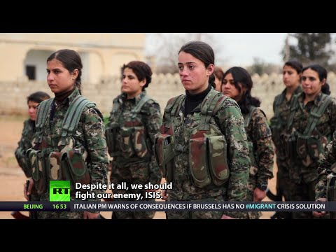 Xxx Mp4 Her War Women Vs ISIS RT Documentary 3gp Sex