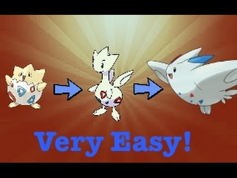Pokemon HeartGold & SoulSilver - How to get Togekiss!