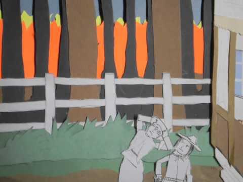 Off Balance: An Animated Essay on Flannery O'Connor