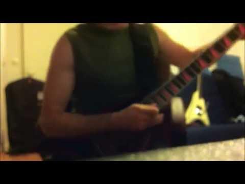 Children Of Bodom - Living Dead Beat Solo (2nd)