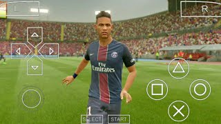 PES 2019 PPSSPP CAMERA PS4 DOWNLOAD ANDROID 2019 CRISTIANO RONALDO