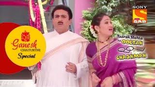 Confusion And Chaos On Ganesh Chaturthi | Taarak Mehta Ka Ooltah Chashmah | Ganesh Chaturthi Special