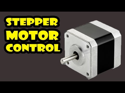 Stepper Motor Control using PIC Microcontroller