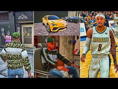 Lonzo Ball Ugly Jumpshot Challenge | Brand New Lamborghini Truck | NBA 2k18 MyCareer #37