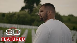 Steelers' Alejandro Villanueva shares the meaning of Memorial Day   SC Featured   ESPN