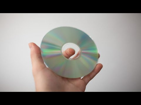 How to Fix a Cracked CD