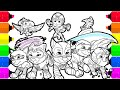 Download  Paw Patrol : Mighty Pups Coloring Pages for Kids MP3,3GP,MP4