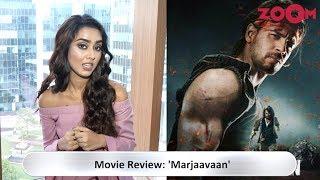 Marjaavaan HONEST review by Sakshma & HILARIOUS Public Reaction!