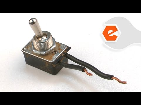 Router Repair - Replacing the Toggle Switch (Porter Cable Part # 842606SV)