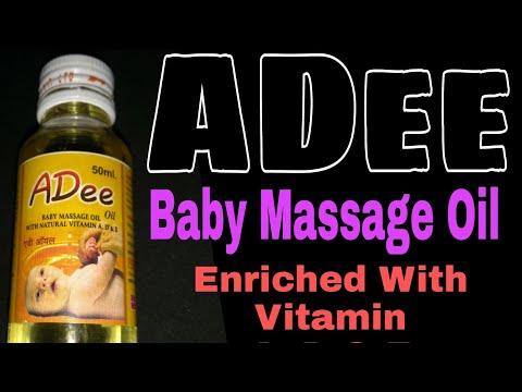 Best Herbal Baby Massage Oil, Adee Oil: Ingredients, Indications & Benefits.