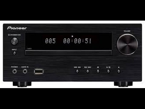 Pioneer HC-HM51-K CD Receiver Review