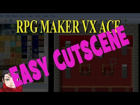 RPG Maker VX Ace Tutorial 7: Easy Cutscene and Adding a Party Member