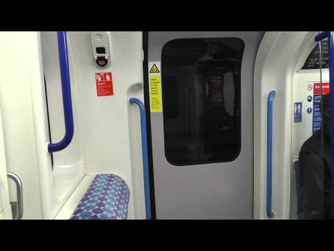 Full Journey On The Victoria Line From Brixton to Walthamstow Central