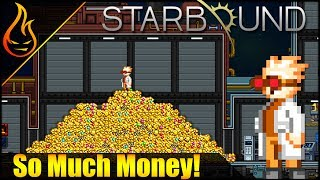 Make Tons Of Money In Starbound 1.3