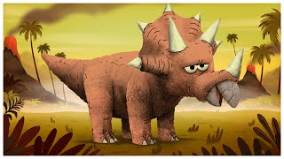 """Triceratops,"" Dinosaurs Songs by StoryBots 