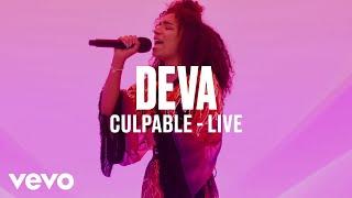 Deva - Culpable (Live) - Vevo DSCVR
