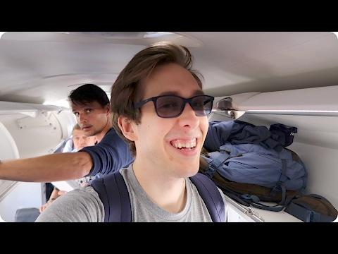 Flying to South Africa!   Evan Edinger Travel