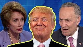 Democrats All Agree with Trump's Immigration Plan!  😆