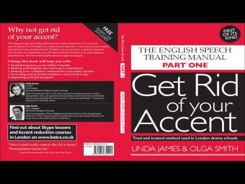 Get Rid of Your Accent Part 1, Lesson 1