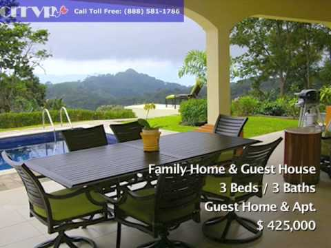 How To Find Retirement Homes For Sale in Atenas, Costa Rica - From $342k