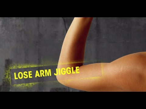 Lose Arm Jiggle - Best Upper Arm Workout Routine
