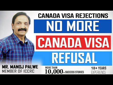 Reasons for Canadian PR Visa Refusal