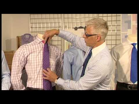 T.M.Lewin   How To Match Your Tie To Your Shirt