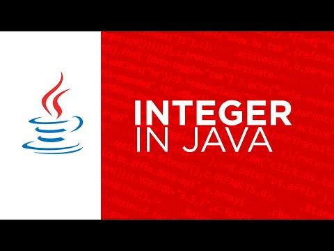 core java - integer value in java