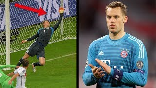 Was Ist Nur Mit Manuel Neuer Passiert ?!