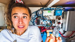 Download OUR BATTERY DIED... ON A REMOTE ISLAND - van life day in the life Video