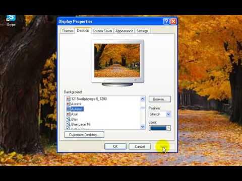 Desktop Background