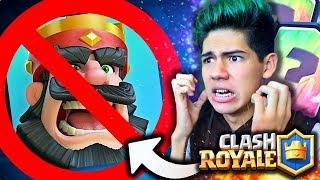 ¡¿ME HACKEAN en Clash Royale consiguiendo el MEGACABALLERO?! - [ANTRAX] ☣