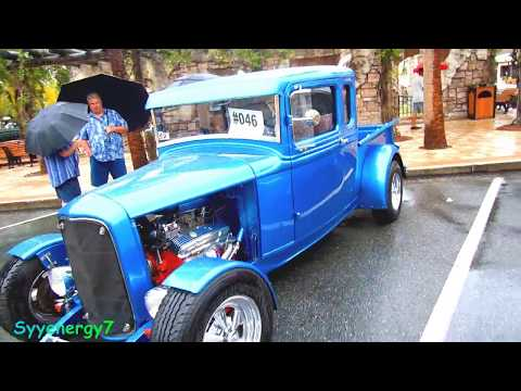 1932 Ford Pickup with SBC