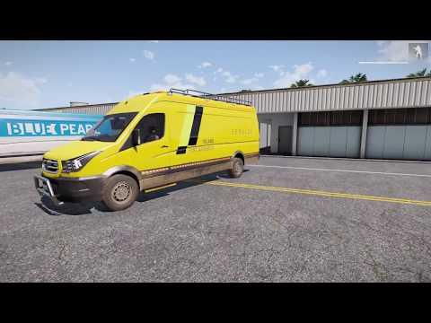 Van Door Actions - Demo