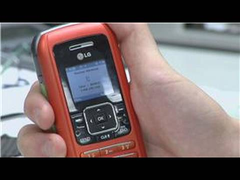 Cell Phone Tips : How to Record a Conversation on a Cell Phone