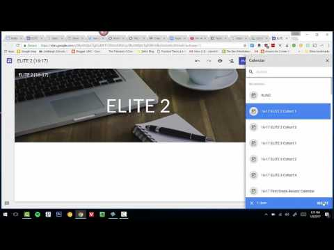 Create a site using the new Google Sites