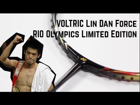 Voltric Lin Dan Force - 2016 Rio Olympic Lin Dan Badminton Racket