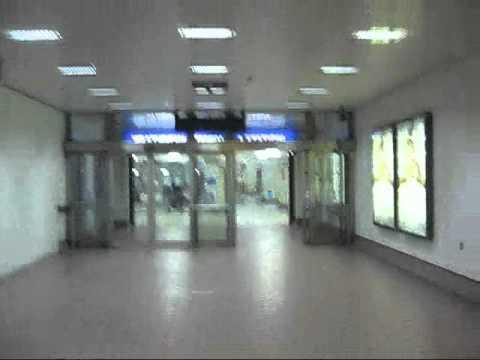 London Underground Heathrow T4