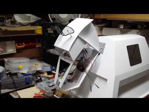 Doctor Who K-9 Replica Animatronics Test | HobbyView