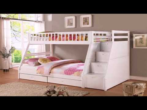 How To Build A Loft Bed With Stairs And Slide