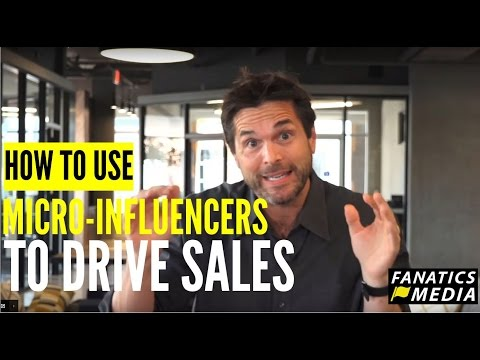 How to Use Micro-Influencers to Drive Sales