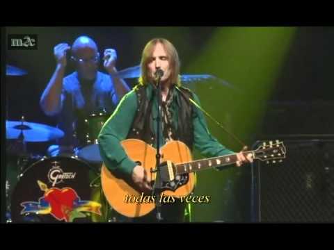 Tom Petty & Stevie Nicks Learning to Fly (subtitulos español)