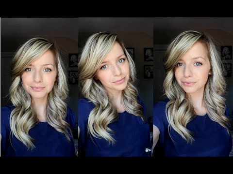HOW TO: Curl Your Hair With A Curling Iron   Short, Long, Medium hair