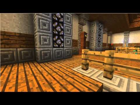 Castlevania on Minecraft - My Castle with my music!