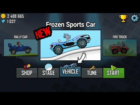 Hill Climb Racing - New Sportscar Vehicle   1.37.5