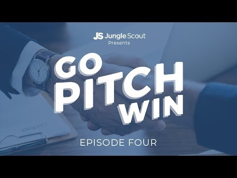 Exciting UPDATE to an age old favorite 🍺Pitch 1 I Week 2 I Go Pitch Win I Jungle Scout