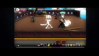Aqworlds - How To Use Mechajouster Class!