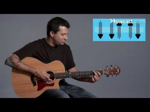 How to Play Strum Pattern #1 | Guitar Lessons