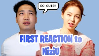 Voice Student REACTS to NiziU Make you happy M/V (JYP Entertainment)