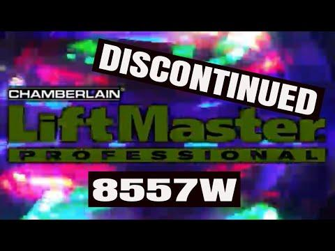 Lift Master 8557W Elite Series Wi-Fi Garage Door Opener | Discontinued